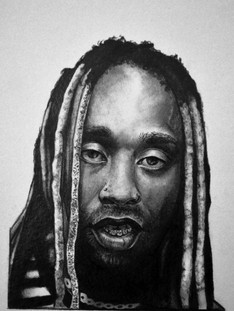 Graphite Pencil - Ty Dolla Sign - 2018