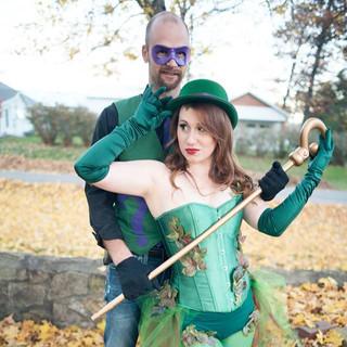 Ivy & Riddler