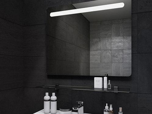 Зеркало прямоугольное с подсветкой и подогревом TOP