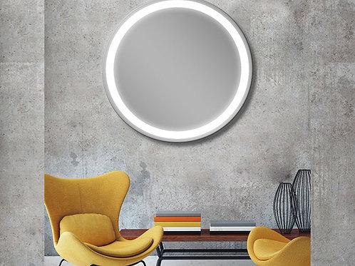 Зеркало с подсветкой (круглое)