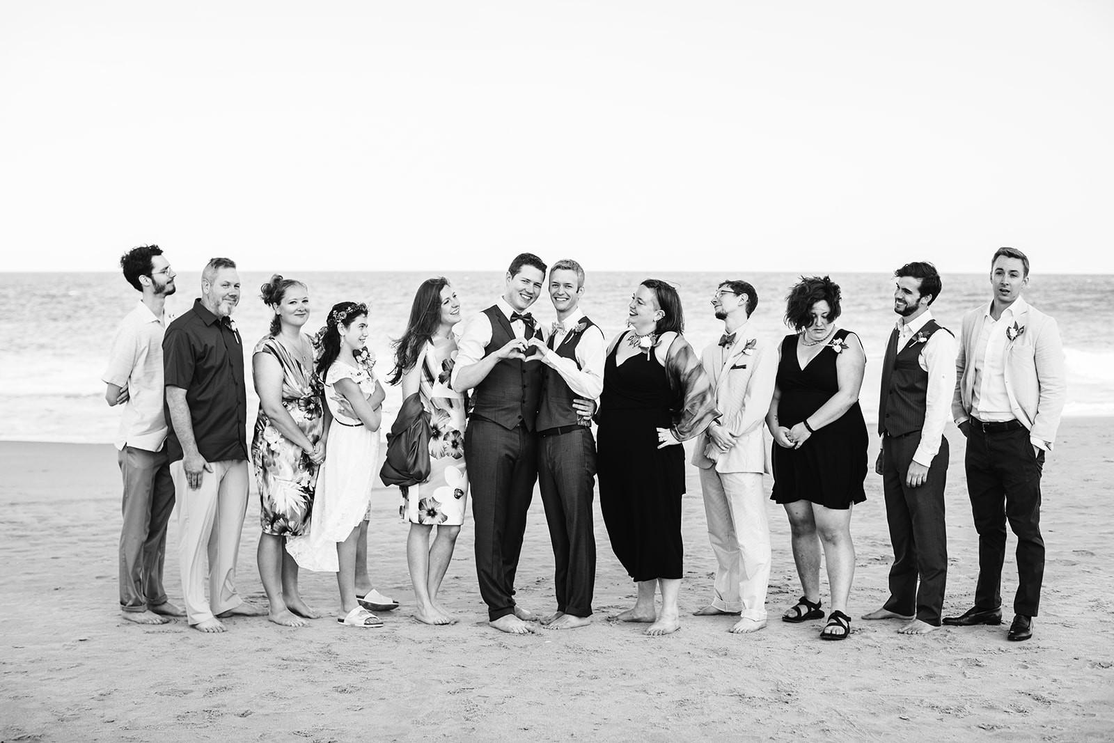 Rehoboth Beach Wedding