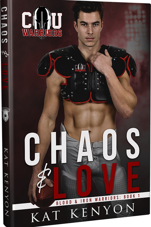 Chaos & Love (Blood and Iron Warriors: Book 1)