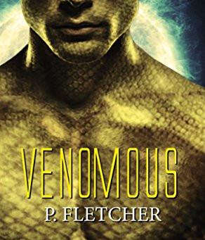 Cover Post- Sci Fi- Venomous