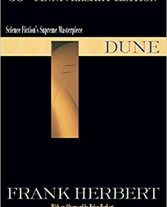 Cover Post - SciFi- Dune