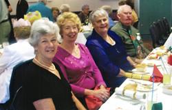 2007 Activities Christmas Luncheon at Av
