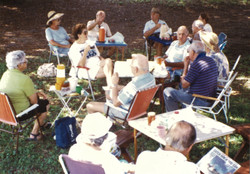 1997 Activities Lunch at Janet Smith_s W