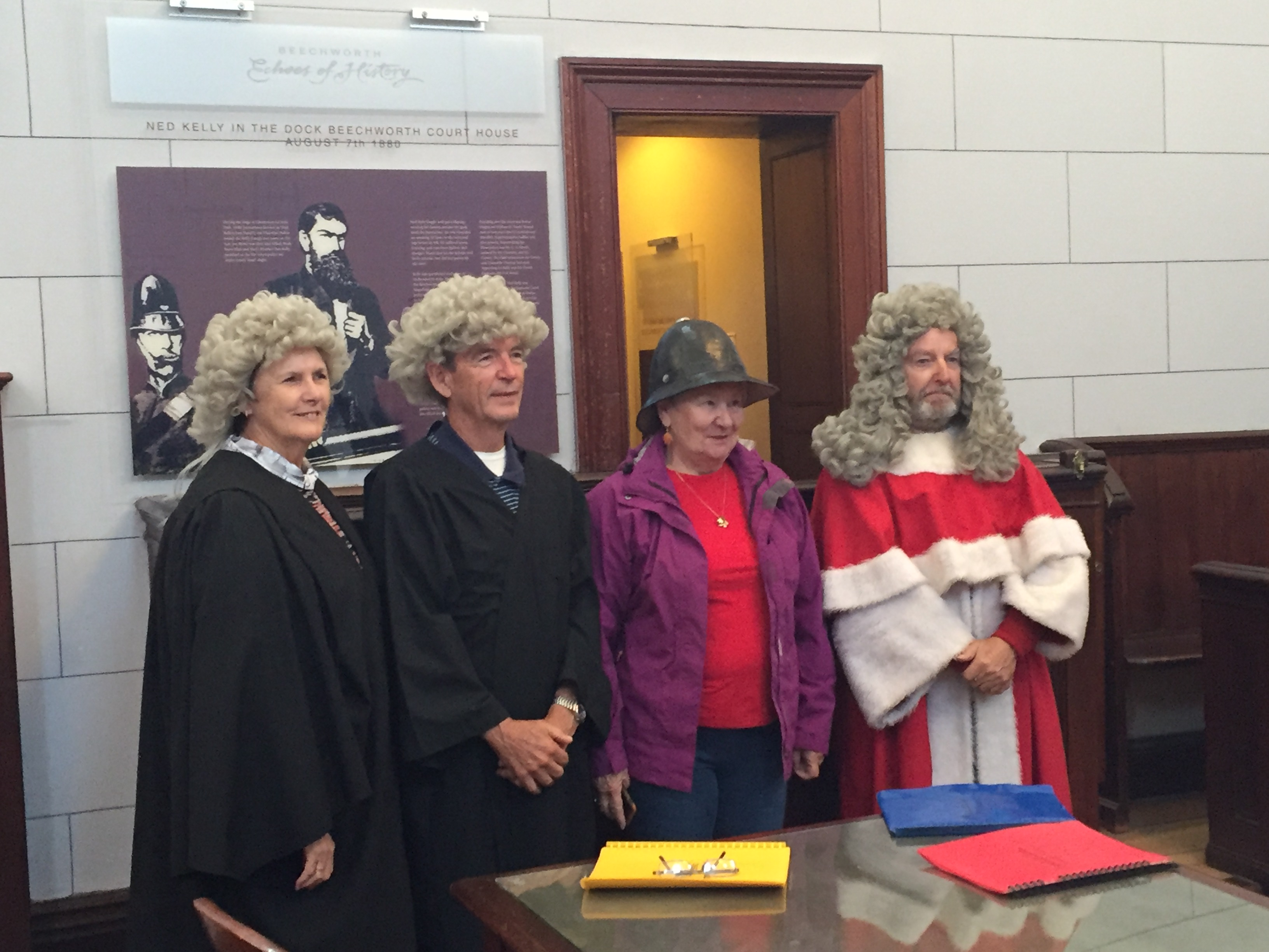 Mock Trial Diane and John Rudd, Ann and