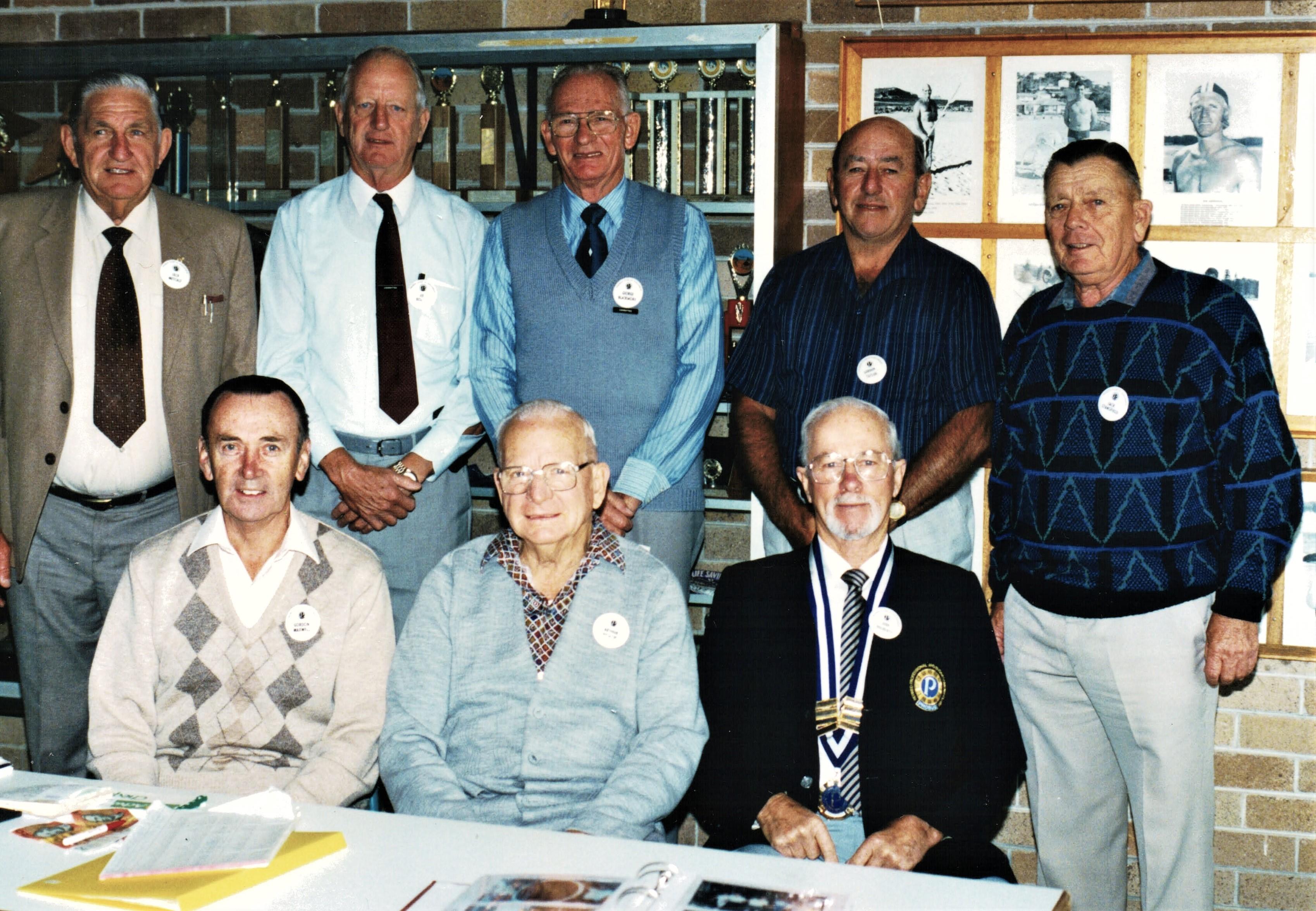 1991 Meetings Executive Committee 23-4-9