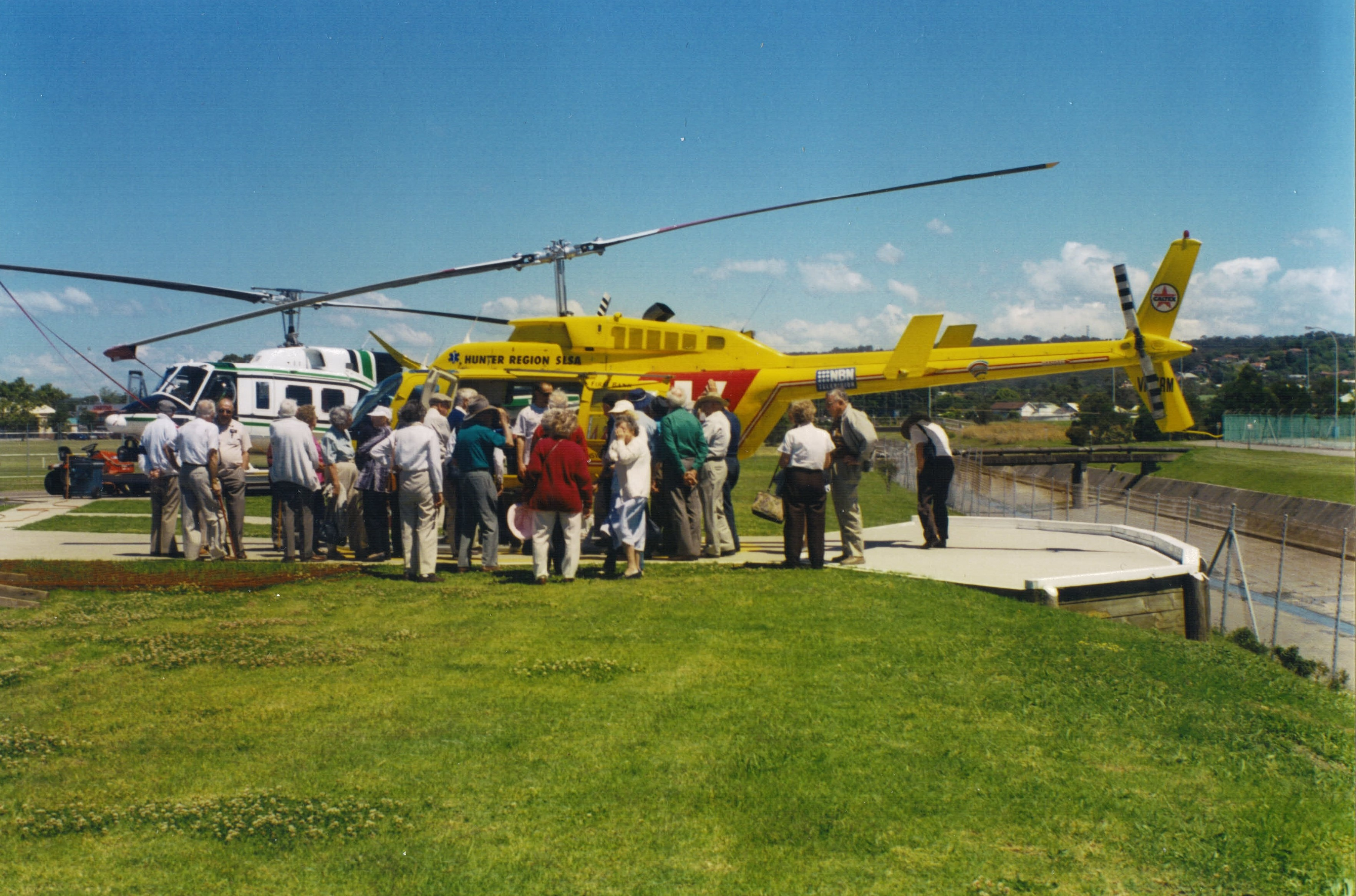 1998 Outings Westpac Rescue Helicopter B