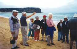 1998 Outings - At Macmasters Beach