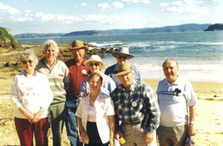 1998 Outings Barbeque at Putty Beach 11-