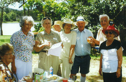1995 Activities Melbourne Cup Luncheon a