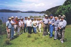 2000 Activities Bushwalk at Kincumber an