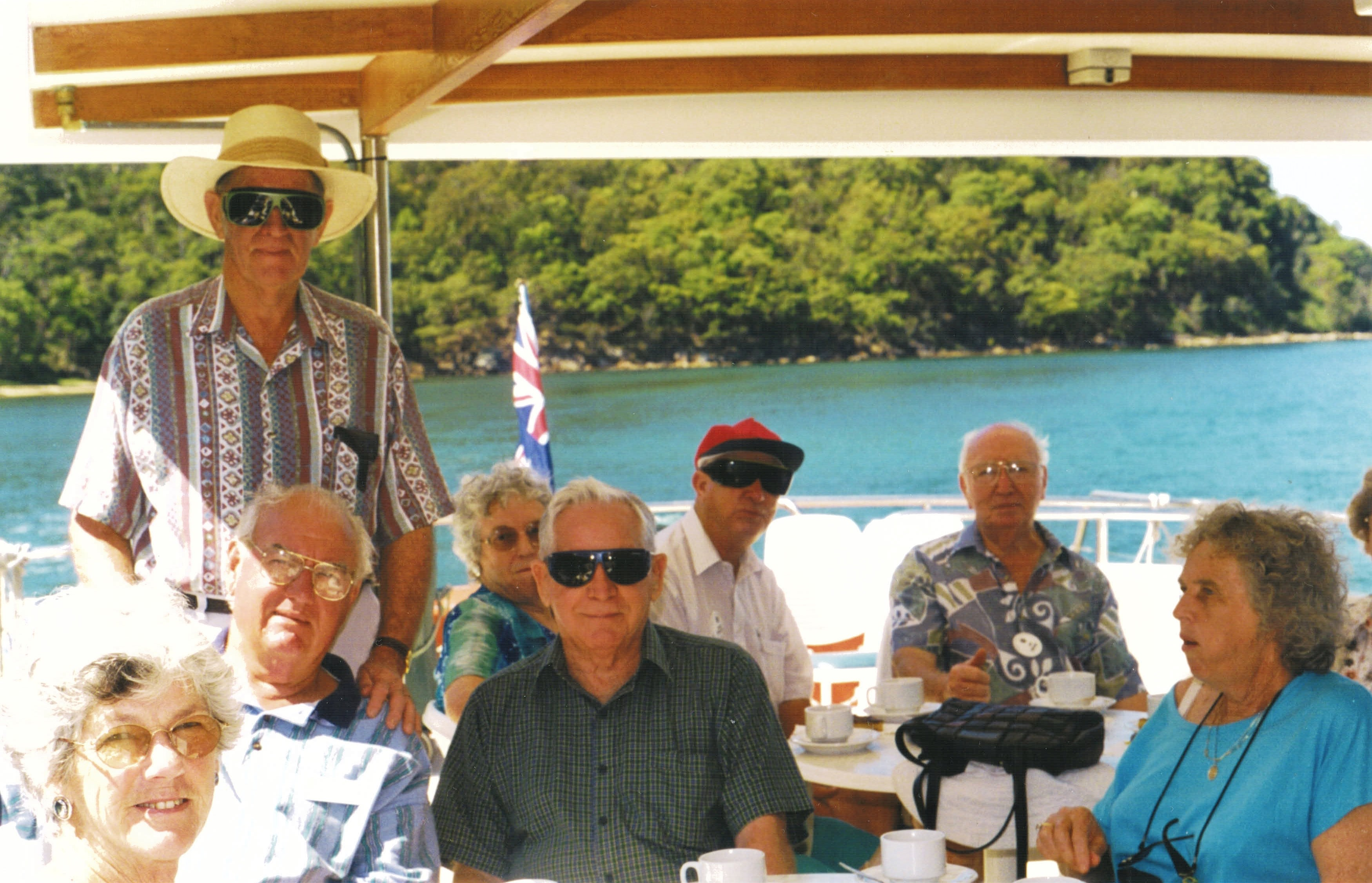 2000 Outings Coffee Cruise Brisbane Wate