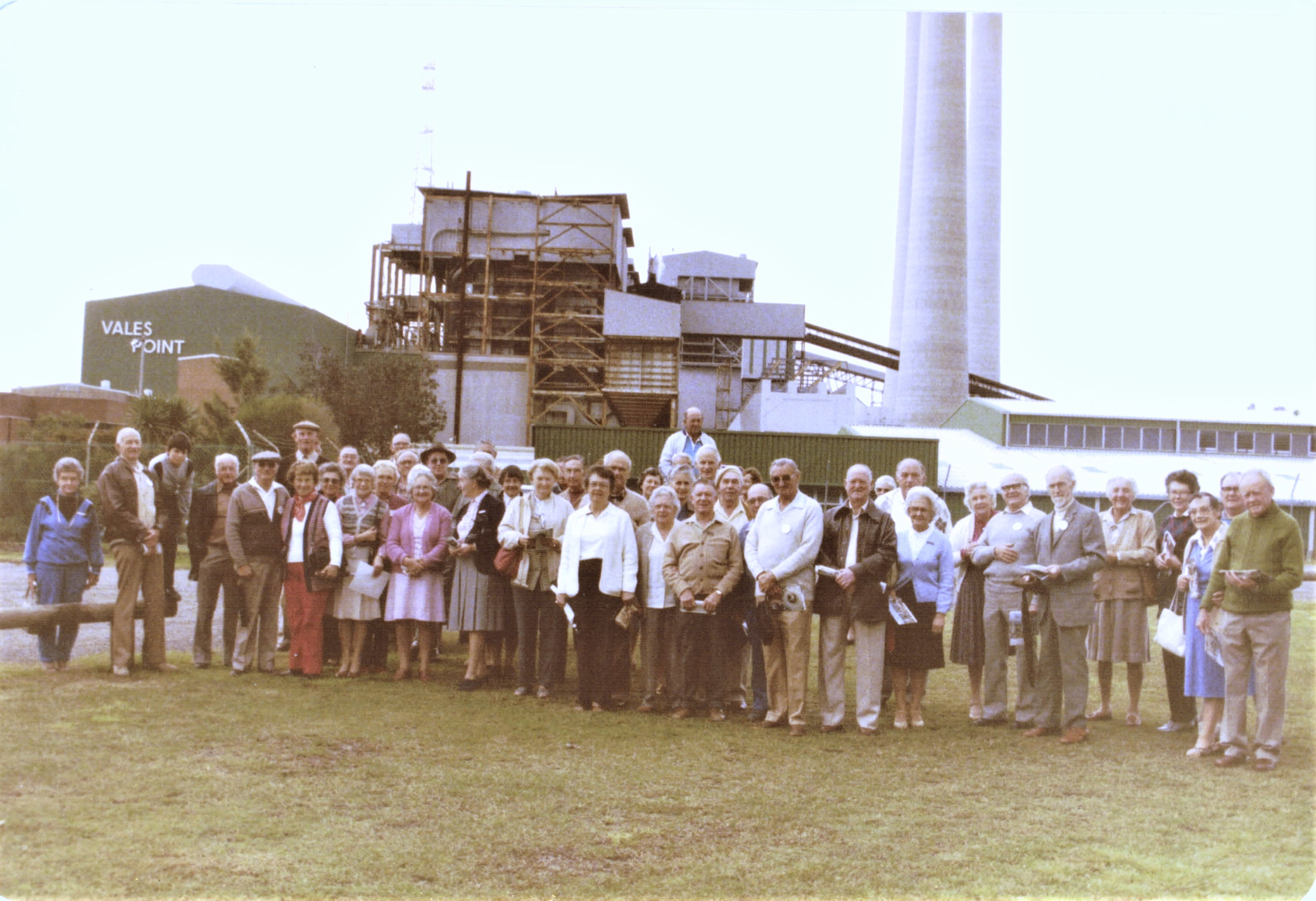 1985 Outings Vales Point Power Station 1