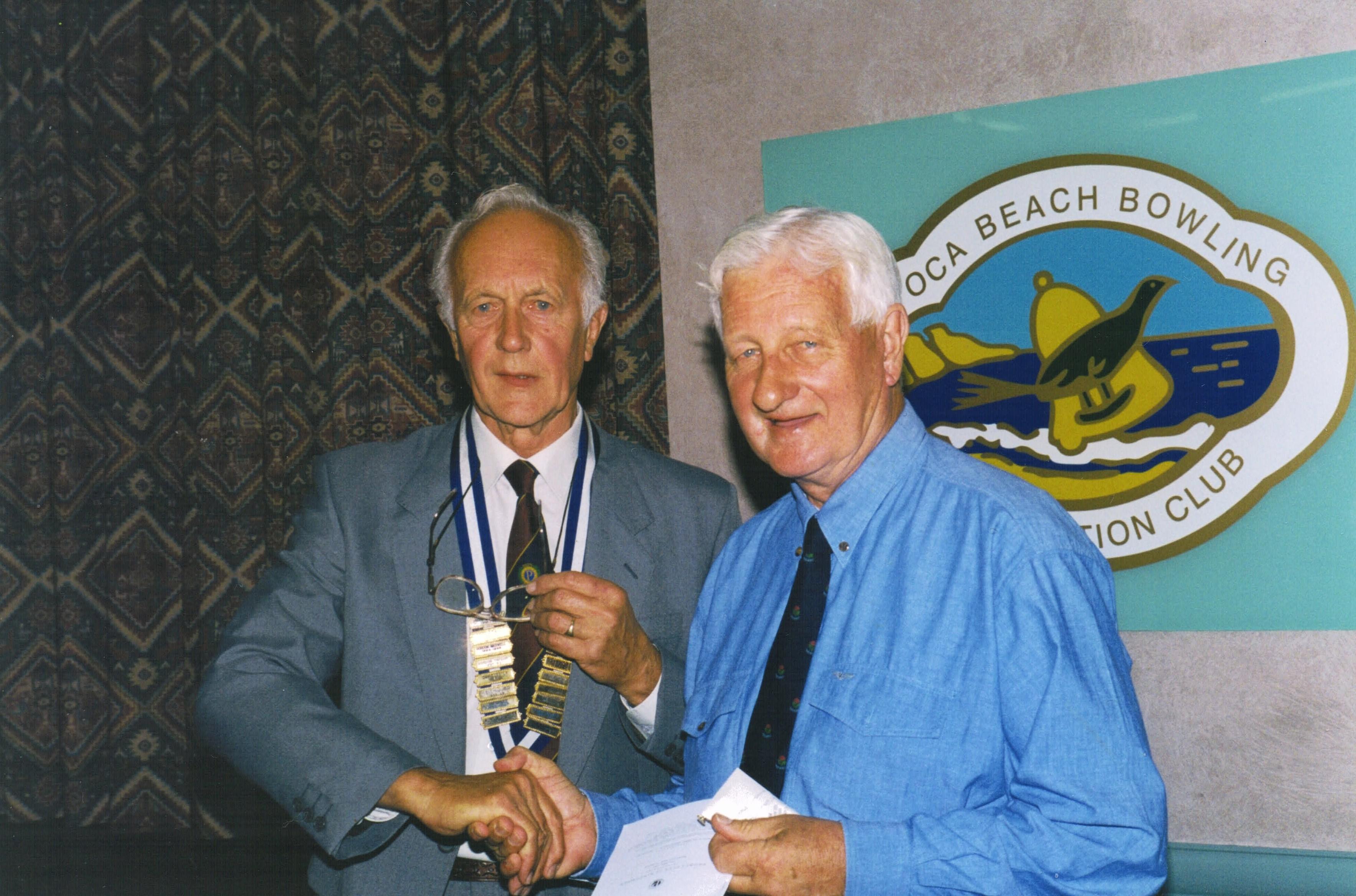 1999 Meetings New Member John Mulford wi