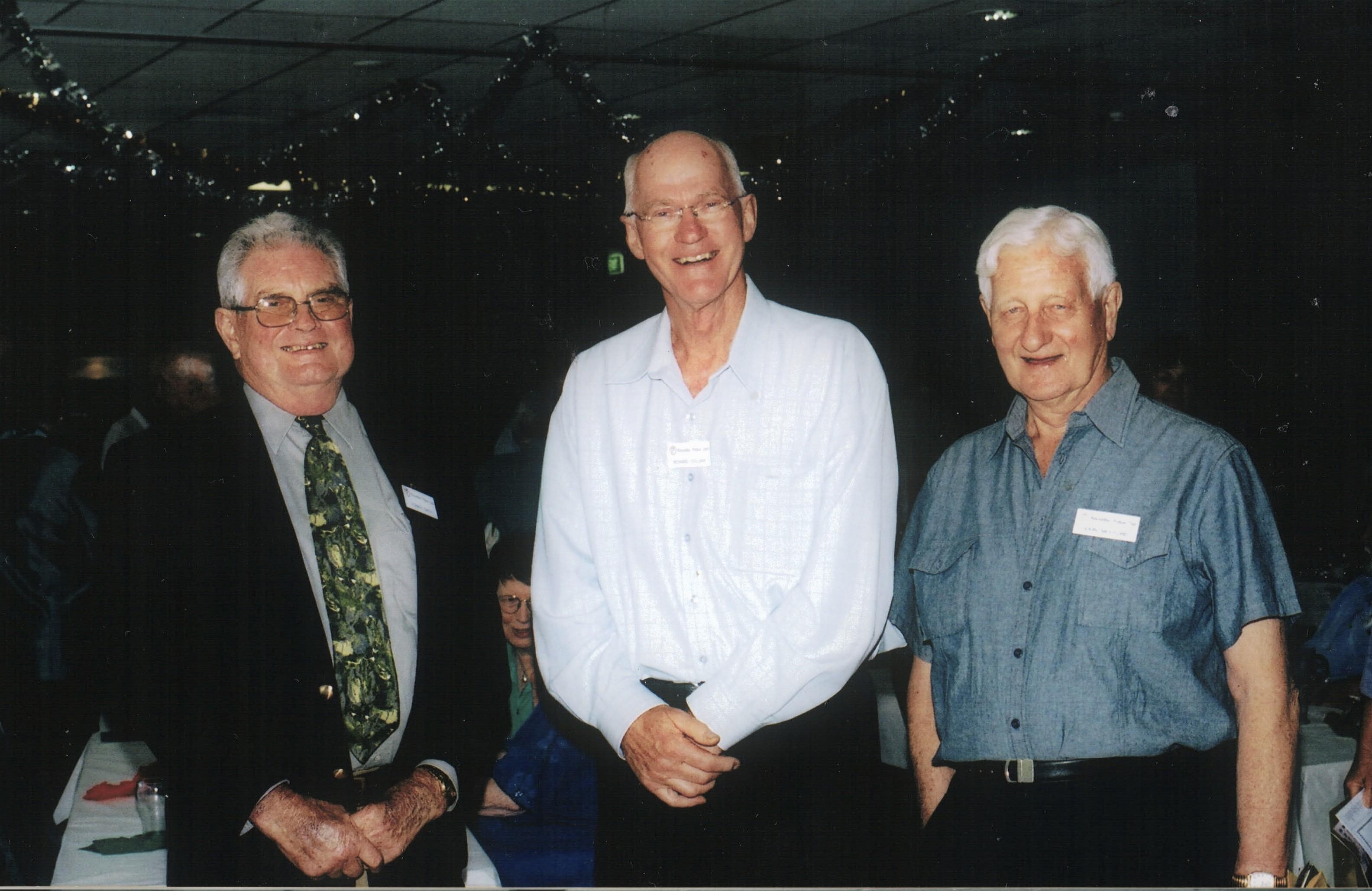 2003 Activities Christmas Luncheon at Av