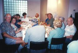 1995 Activities Bushwalkers Holiday at P