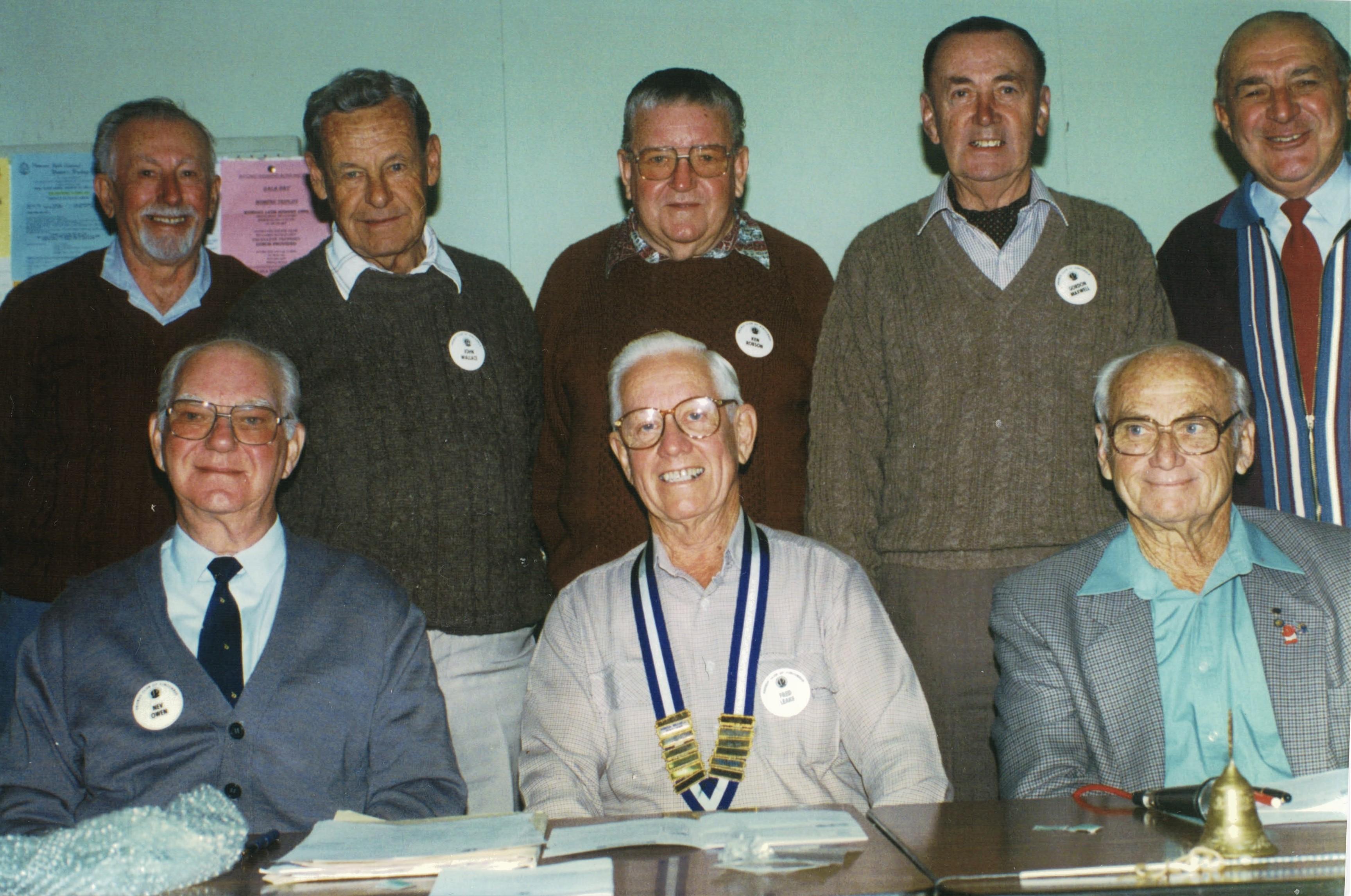 1996 Meetings Committee