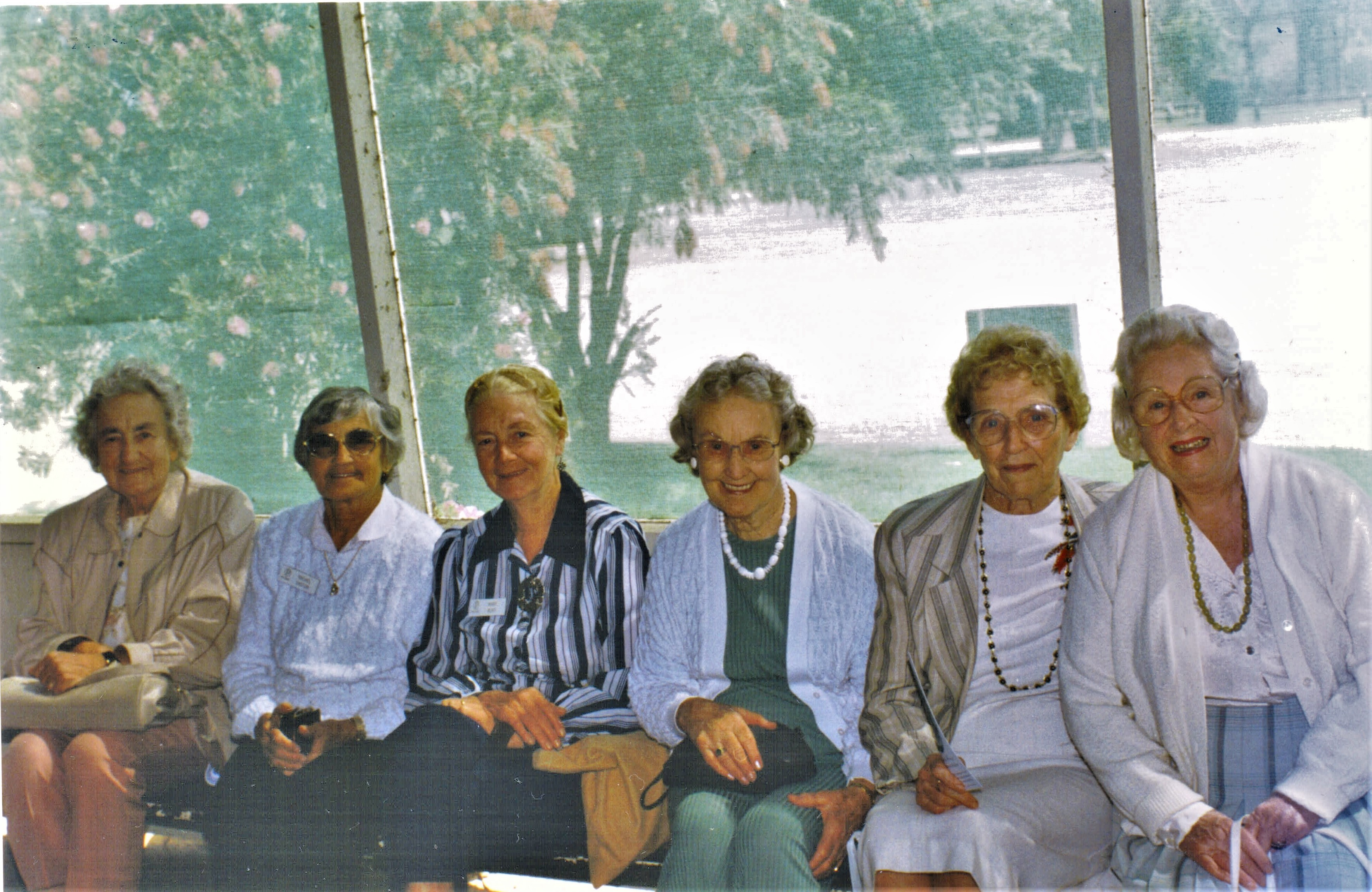 1996 Outings Trip to Hunter Valley 13-2-