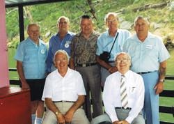 1995 Outings Gordon River Cruise 14-2-95