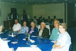 2001 Activities Luncheon at Ourimbah TAF