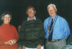 2001 Meetings New Member David Dunbar wi