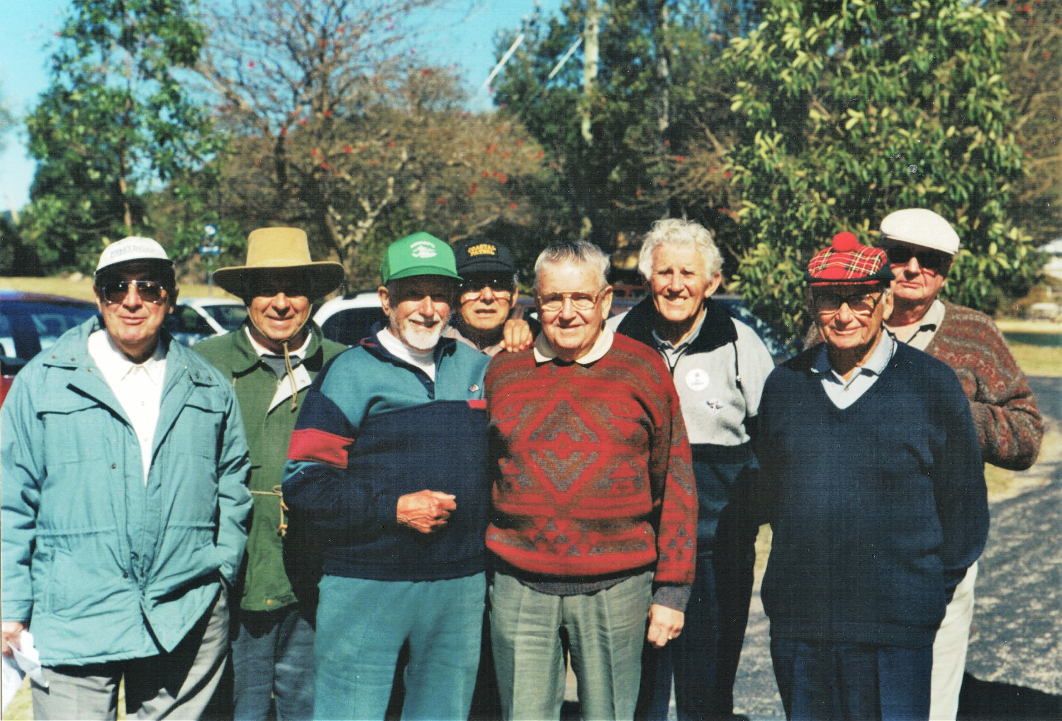 2002 Outings Soup and damper lunch at Pa