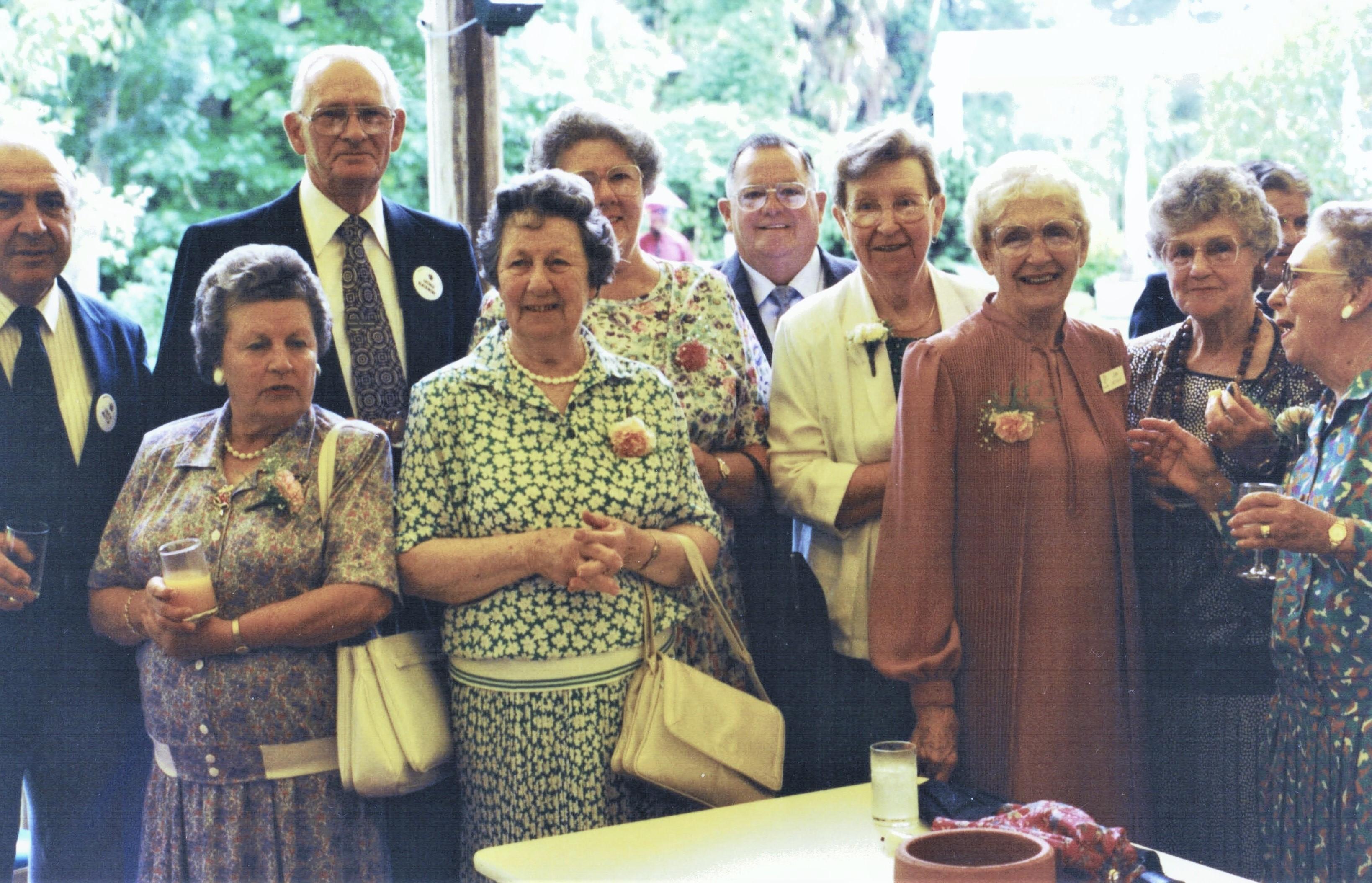 1993 Activities Christmas party at Kanta
