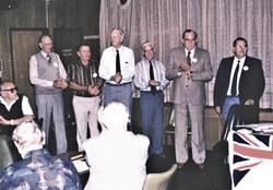 1989 Meetings Executive Committee