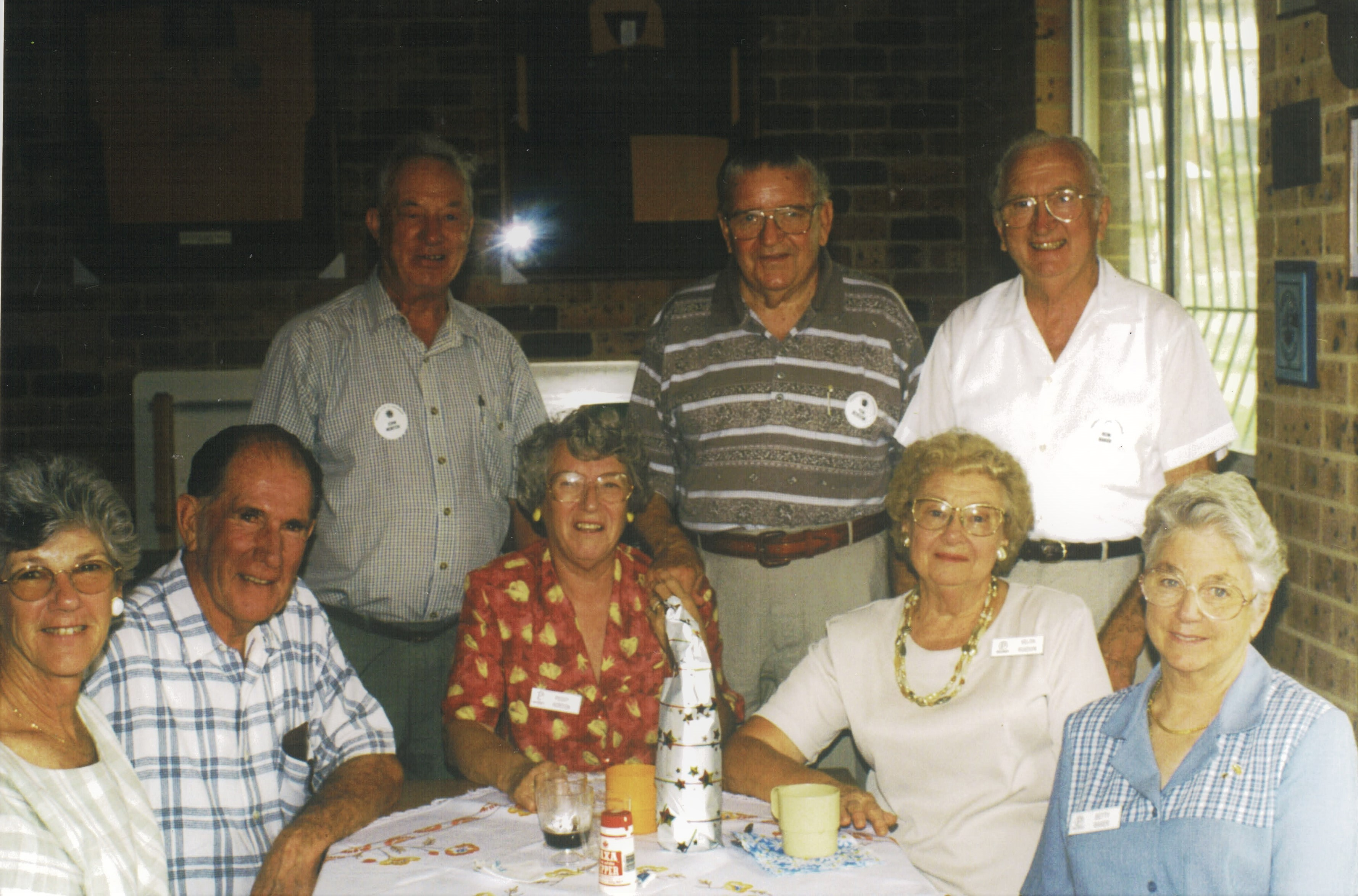 1999 Outings Barbecue at Avoca 9-2-99