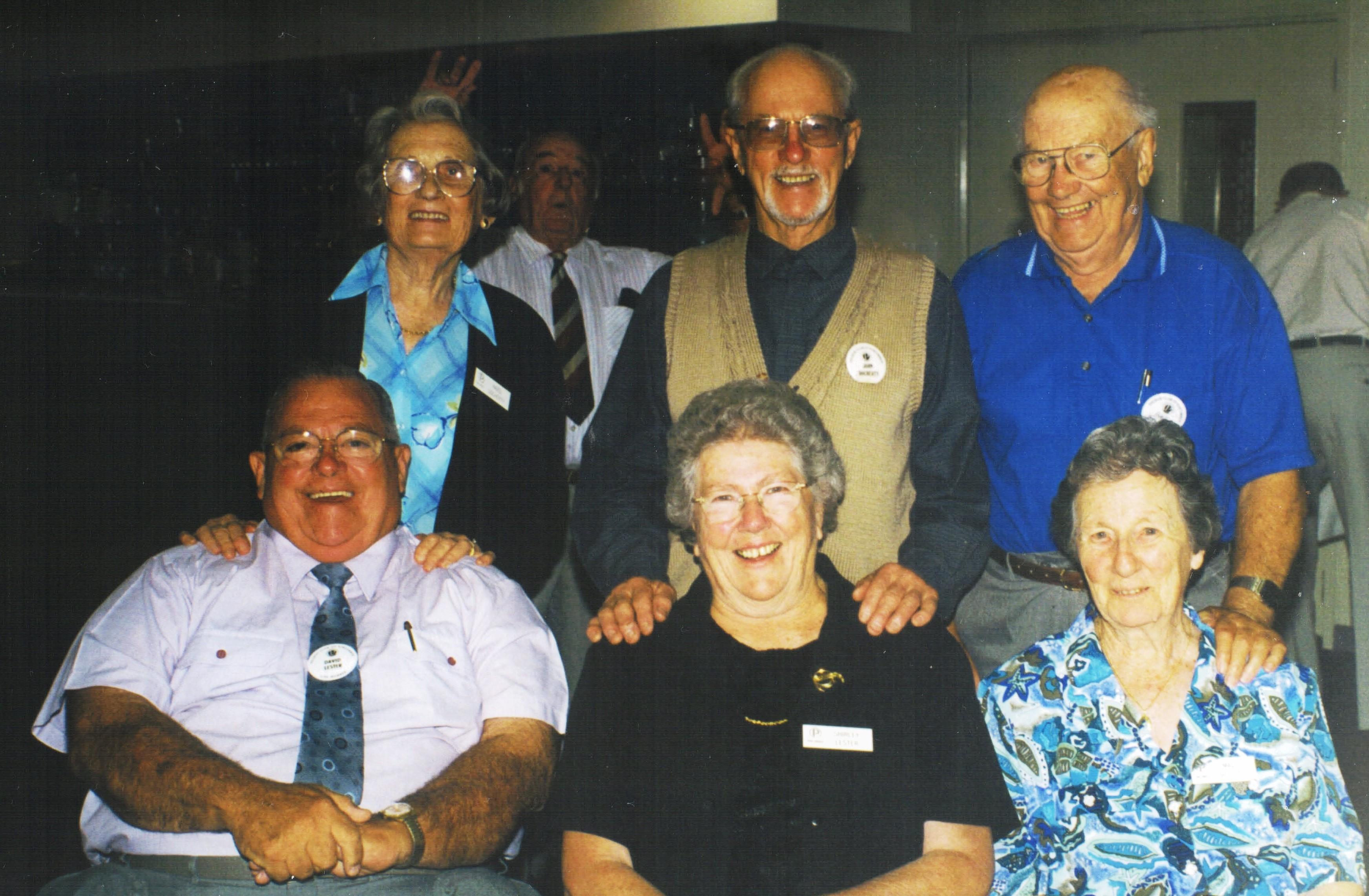 1999 Activities 15th Anniversary Luncheo