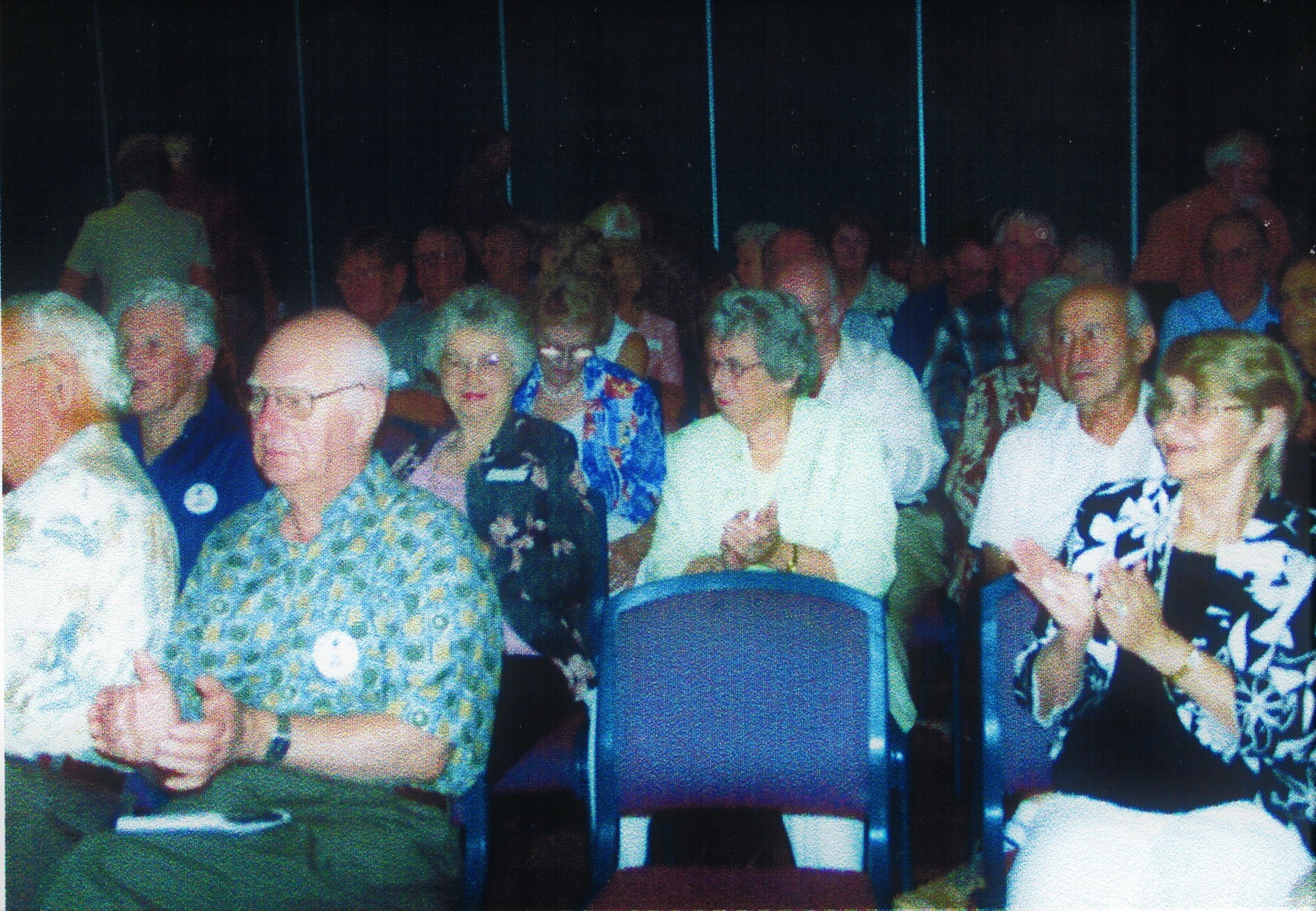 2005 Meetings November General meeting 2