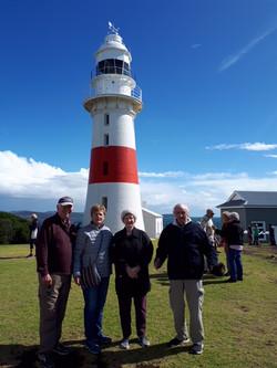 2021 Tasmania Low Head Lighthouse