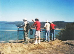 2008 Activities Pearl Beach to Patonga W