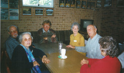 2001 Outings Soup Picnic at Avoca Commun