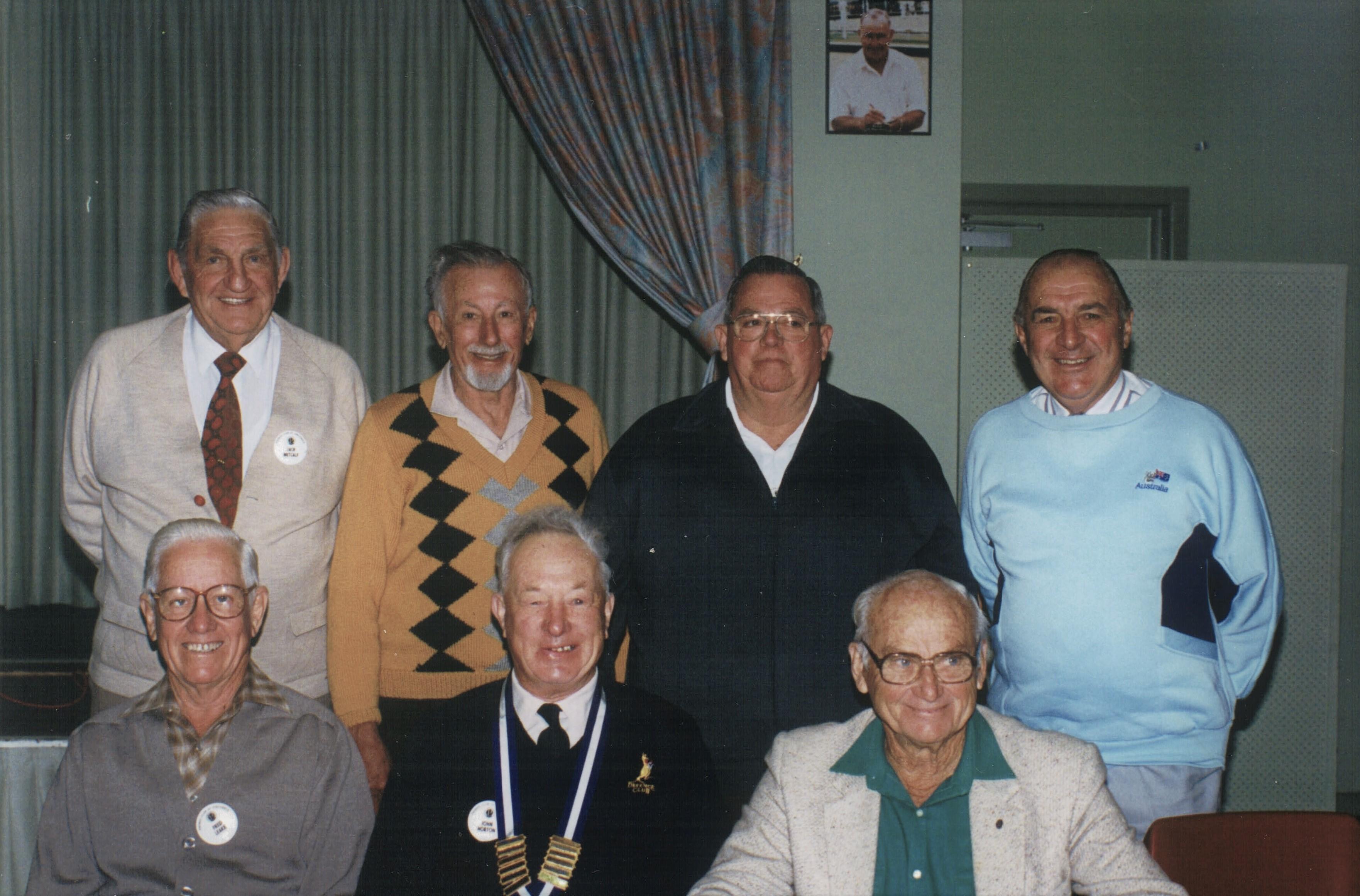 1995 Meetings Committee 25-7-95