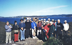 1999 Activities Walk and Whale watching
