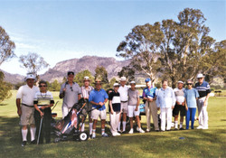 2000 Activities Golfers at Gloucester 9-