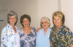 1999 Activities Christmas Luncheon at Te