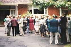 1986 Activities Christmas Luncheon at Ka