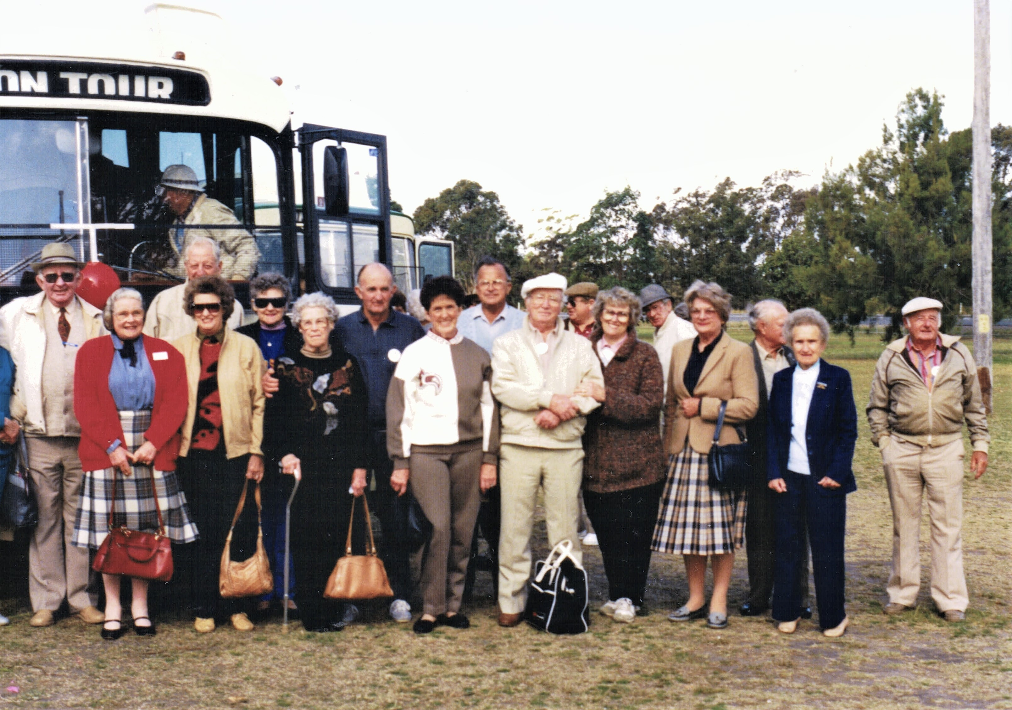 1992 Outings Williamtown RAAF Base Tour