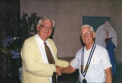 1996 Meetings Guest Speaker Barry Cohen