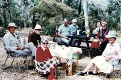 1984 Outings Picnic at Girrakool 4-9-84.