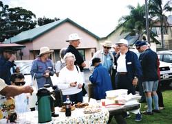 2004 Outings Davistown to Woy Woy ferry
