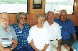 2001 Outings Brisbane Waters Luncheon Cr