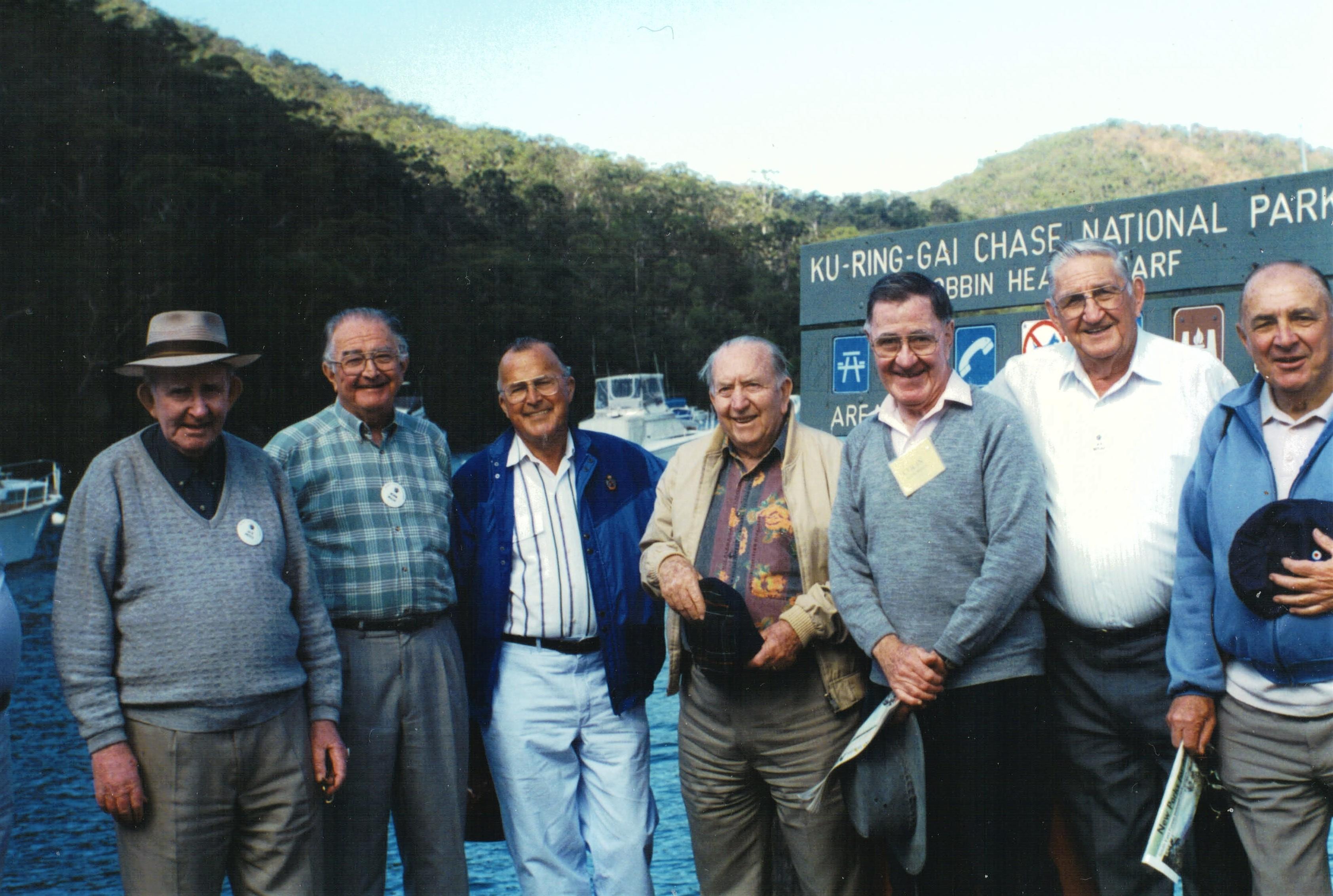 1997 Outings Cowan Waters Cruise 9-9-97.