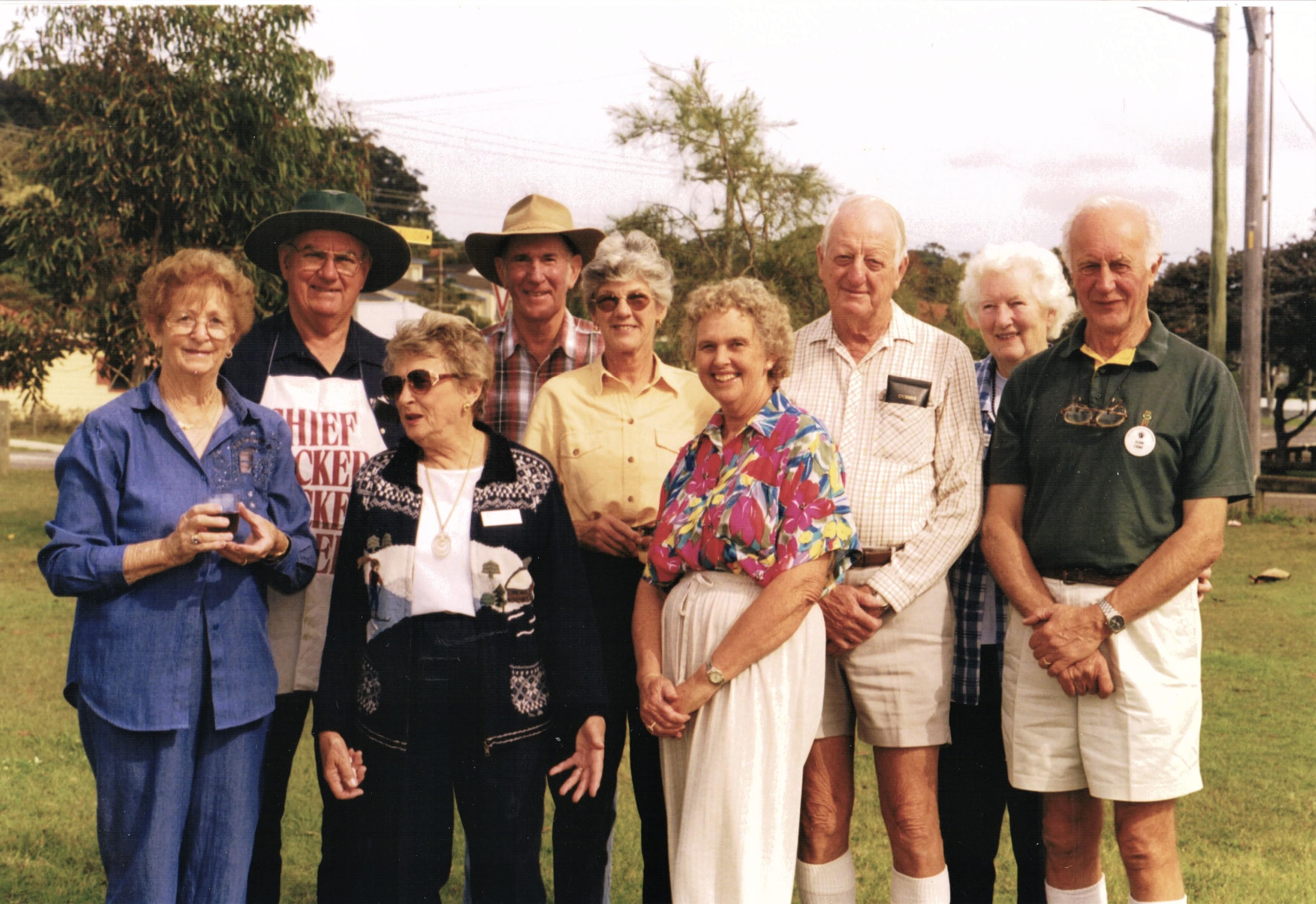 1999 Outings Picnic at Terrigal Lagoon 1