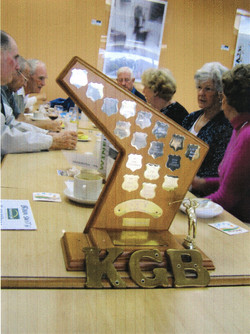 2008 Activities Golf Presentation Lunche
