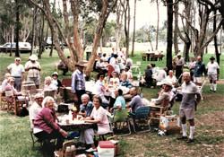 1988 Outings Picnic at Jenny Dixon Reser